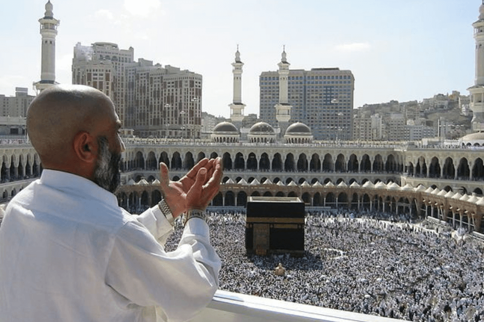 Umrah package check points